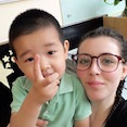 Keira- English tutor ( UK) ( live Mong Kok) (幼稚園老師)